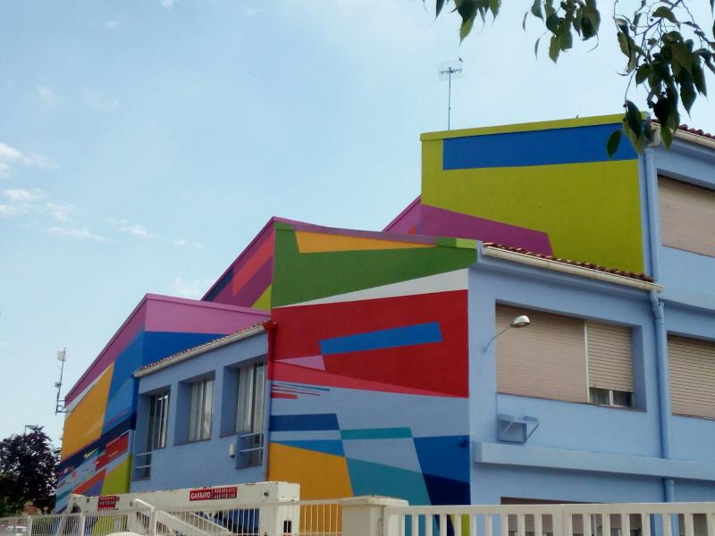 Colegio Griseras Tudela