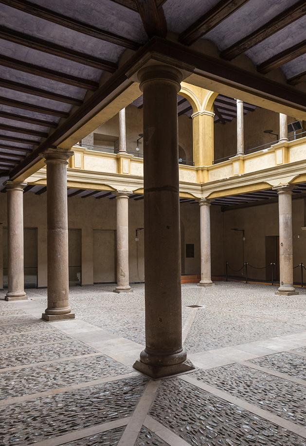 palacio Marques de San Adrián