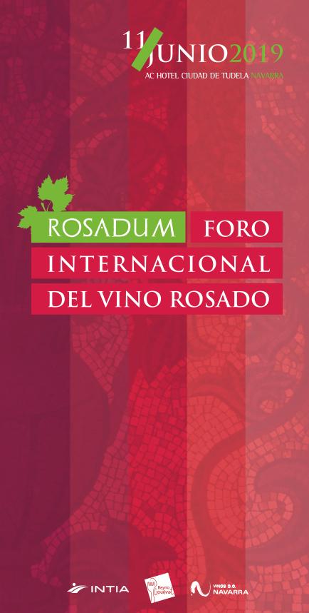 Rosadum Foro Internacional del vino rosado