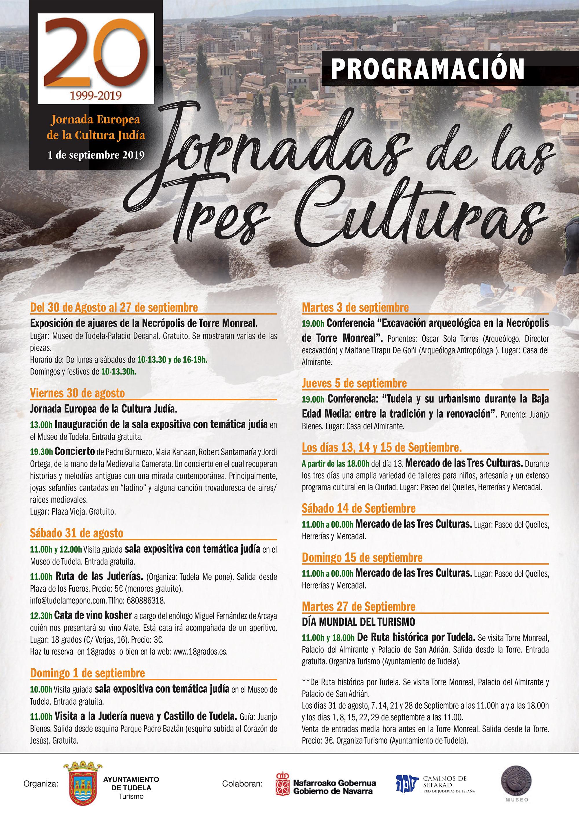 Jornada Tres Culturas